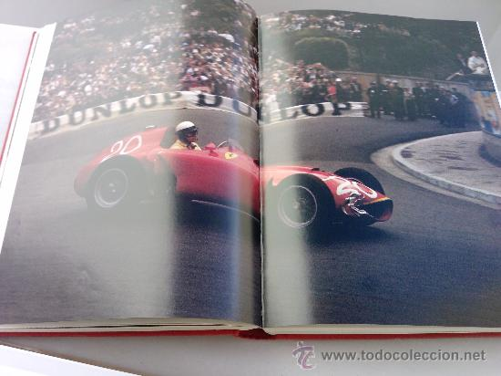 Coches: libro -FERRARI THE GRAND PRIX CARS BY ALAN HENRY- OSPREY -1984-INGLES -320 PAG- - Foto 8 - 29964922